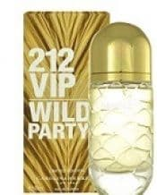 Описание Carolina Herrera 212 Vip Wild Party
