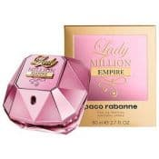 Описание аромата Paco Rabanne Lady Million Empire