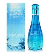 Описание аромата Davidoff Cool Water Into The Ocean Woman