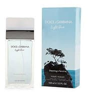 Описание аромата Light Blue Dreaming in Portofino Dolce Gabbana