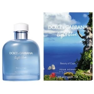 Light Blue Pour Homme Beauty of Capri Dolce Gabbana