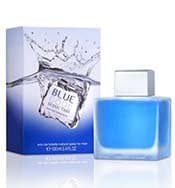 Описание аромата Antonio Banderas Blue Cool Seduction for Men