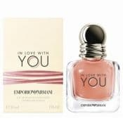 Описание аромата Giorgio Armani In Love With You