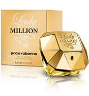 Описание paco rabanne lady million