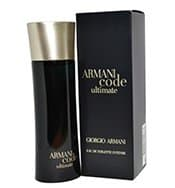 Описание Giorgio Armani Code Ultimate for men