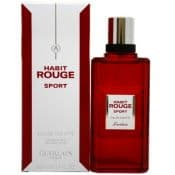 Описание аромата Habit Rouge Sport Edition Gentleman Driver